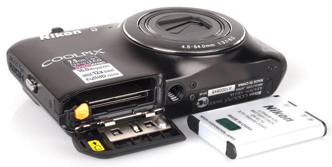 Nikon Coolpix S6400 (5)