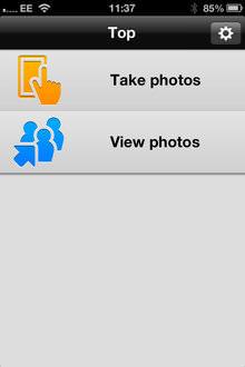 Nikon Coolpix S6500 App Screenshot 1