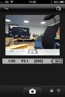 Nikon Coolpix S6500 App Screenshot 2