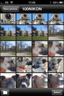 Nikon Coolpix S6500 App Screenshot 5
