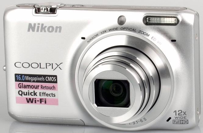 Nikon Coolpix S6500 2