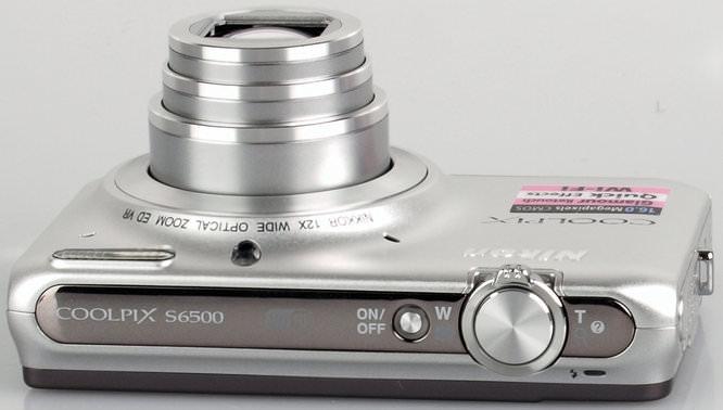 Nikon Coolpix S6500 7