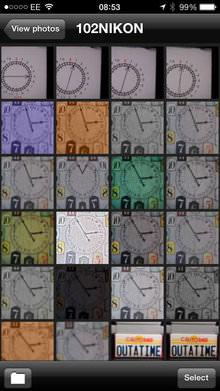 Nikon Coolpix S6600 Ios App Screenshot 6 |