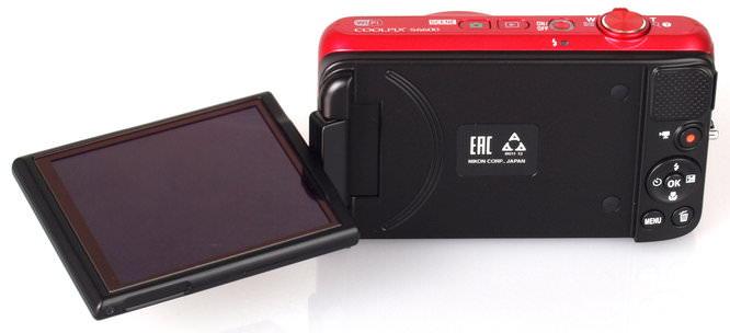 Nikon Coolpix S6600 Red (6)