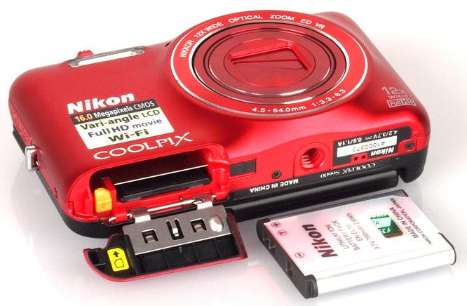 Nikon Coolpix S6600 Red (7)