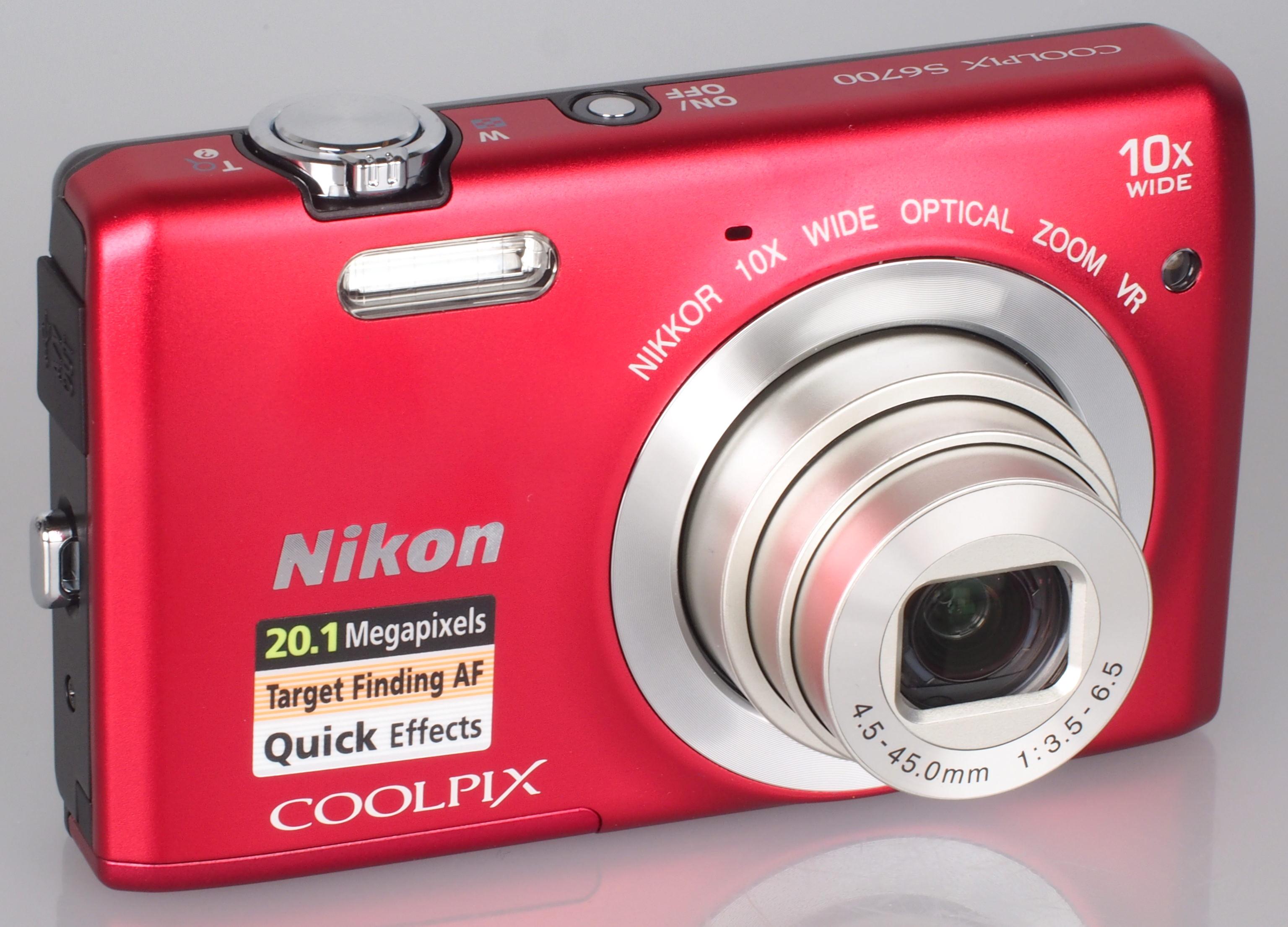 Nikon COOLPIX S6700 Camera Drivers Windows