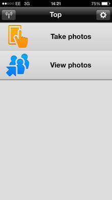 Nikon Coolpix S6800 App Screenshot 1