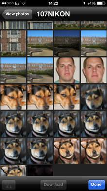 Nikon Coolpix S6800 App Screenshot 4
