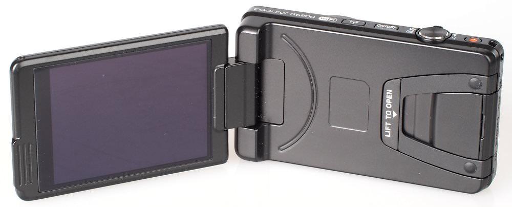 Nikon Coolpix S6900 Black (7)