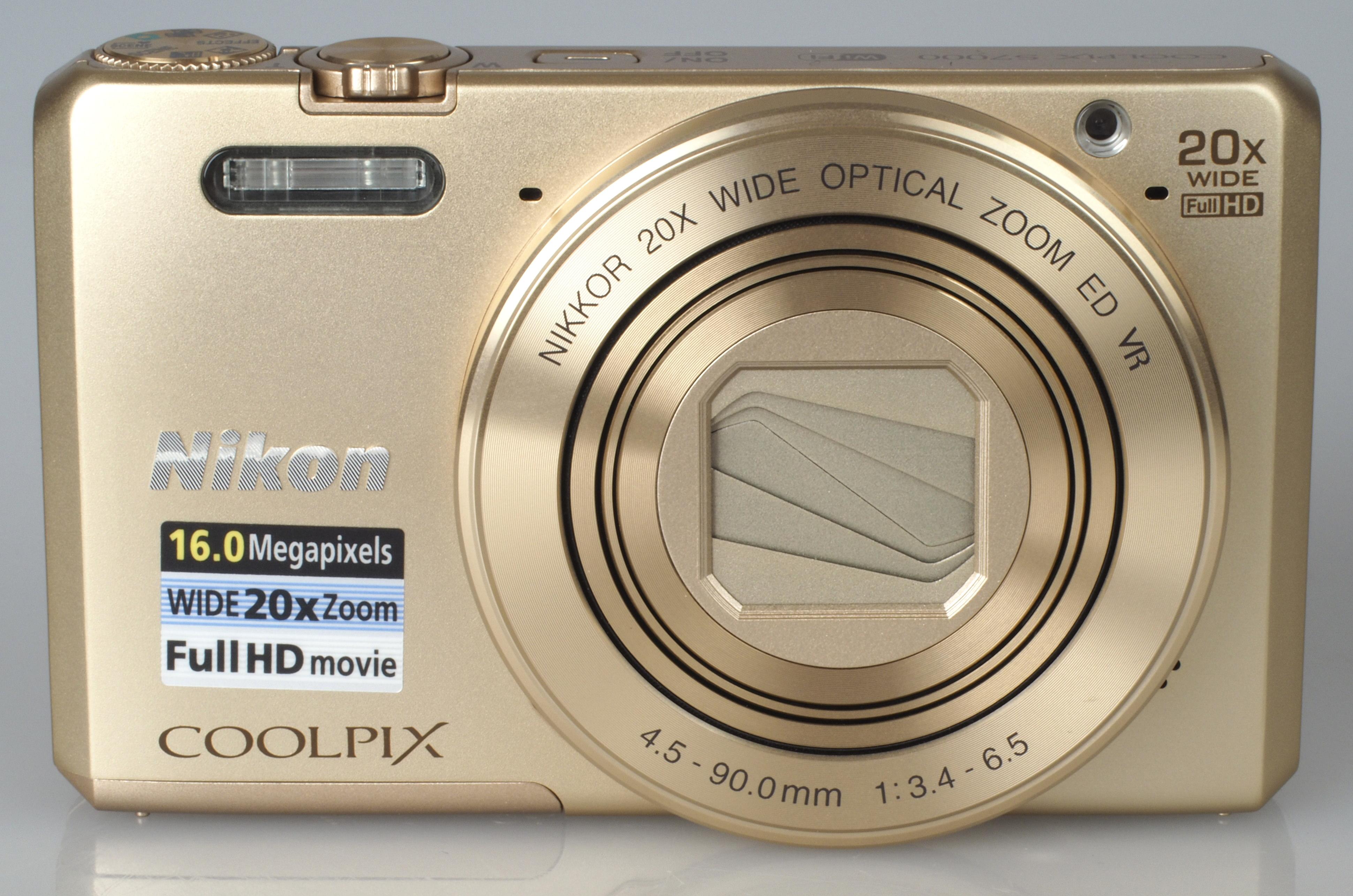 Nikon COOLPIX S7000 Camera Treiber Windows 7