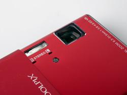 Nikon Coolpix S80 lens