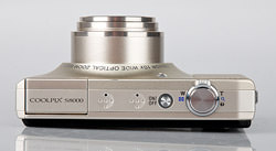 Nikon Coolpix S8000 Compact Detail