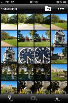 Nikon Coolpix S800c Iphone App Screenshot 8