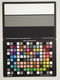 Nikon Coolpix S8100 ISO Test