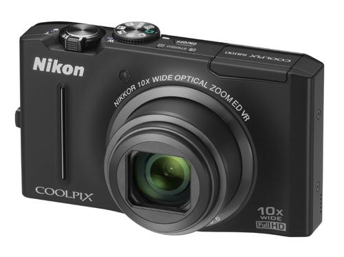 Nikon Coolpix S8100 Digital Compact Camera