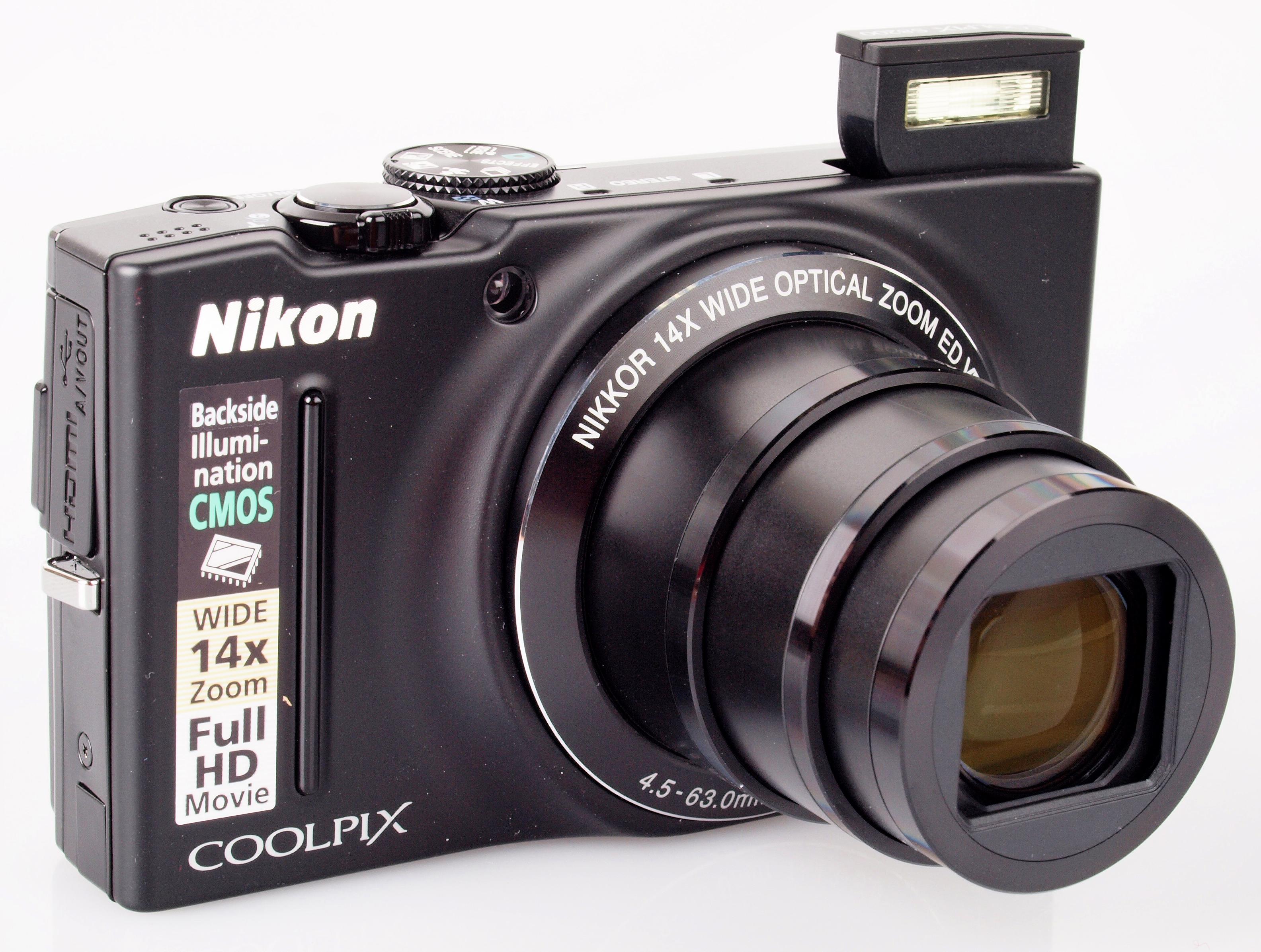 Nikon Coolpix S8200 Digital Compact Camera Review