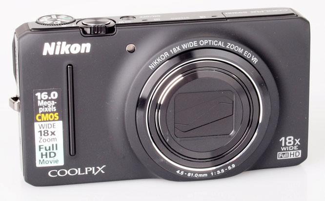 Nikon Coolpix S9200 2