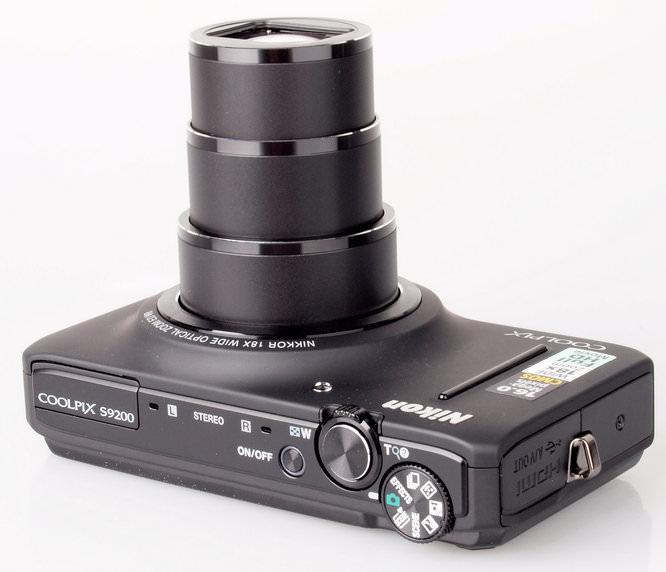 Nikon Coolpix S9200 4