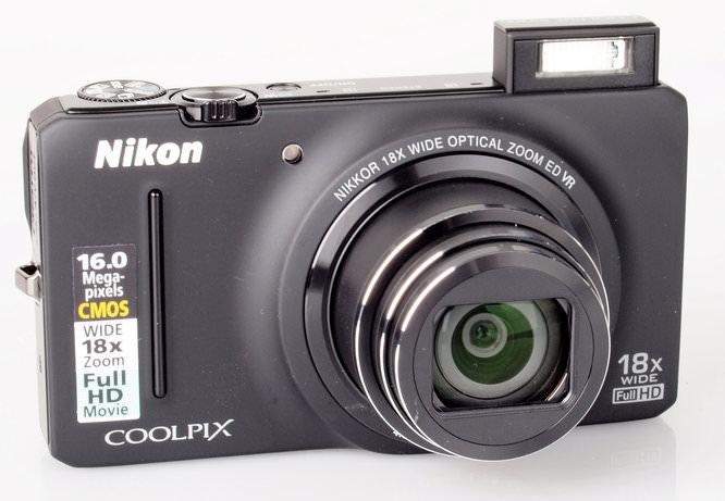 Nikon Coolpix S9200 5