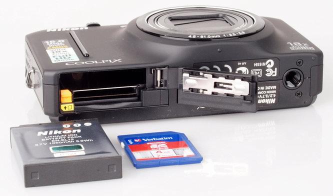 Nikon Coolpix S9200 6