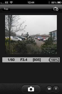 Nikon Coolpix S9500 App Screenshot 3