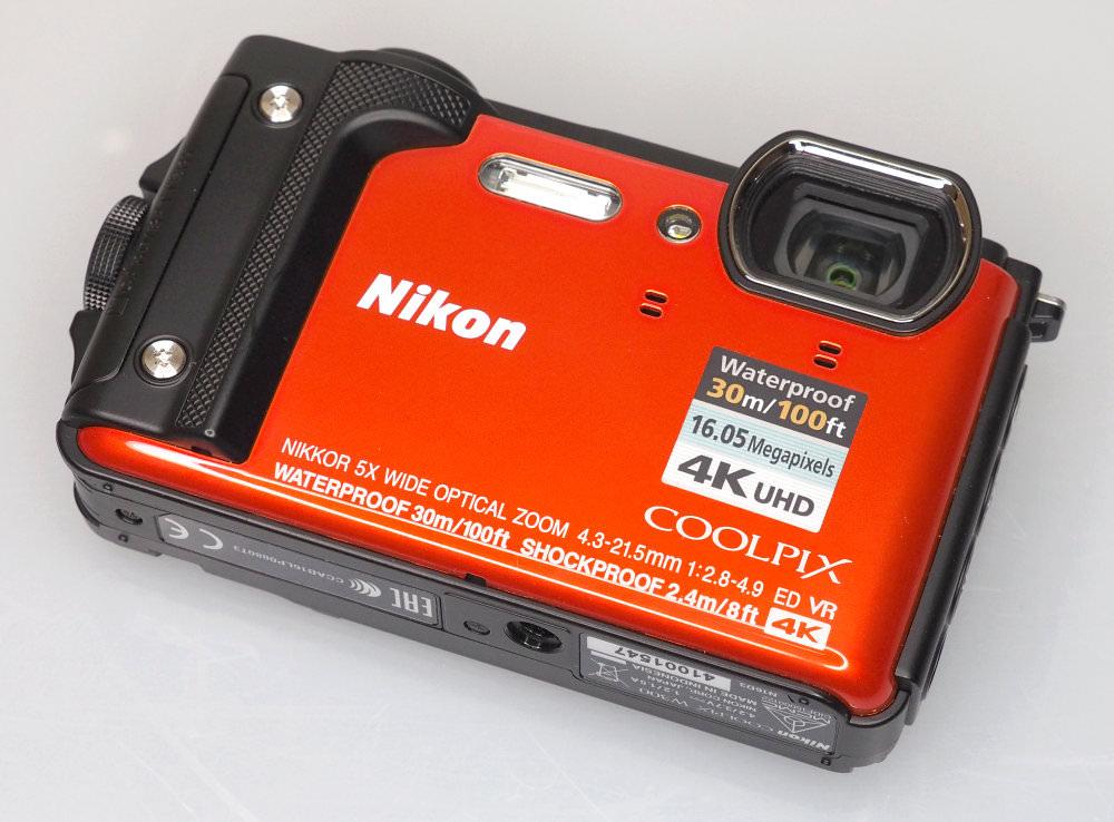 Nikon Coolpix W300 Orange (2)