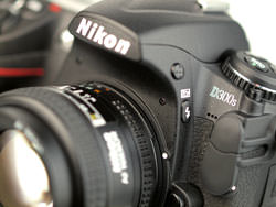 Nikon D300s DSLR flash