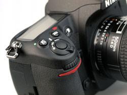 Nikon D300s DSLR shutter