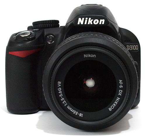 Nikon D3100 Digital SLR Review | ePHOTOzine