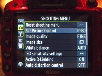 Nikon D3200 Red (19)