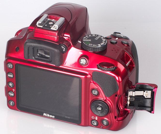 Nikon D3300 Red (7)