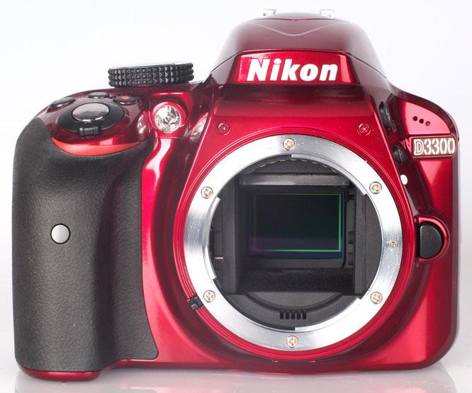 Nikon D3300 Red (9)