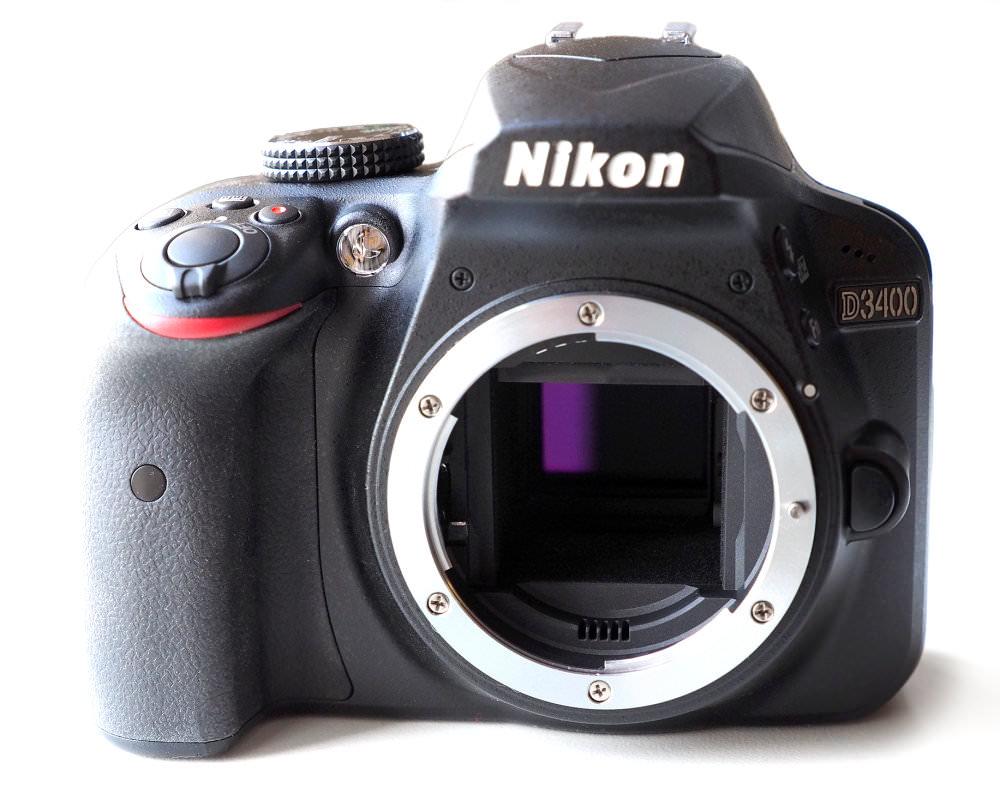 Nikon D3400 DSLR (10)new