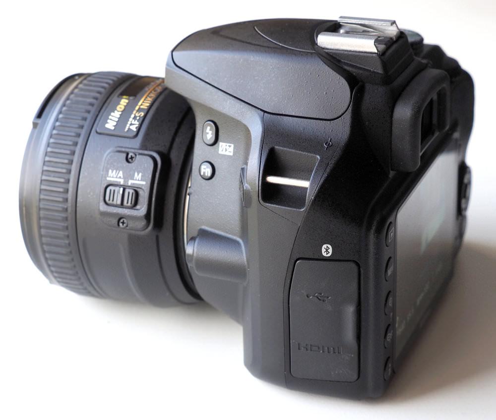 Nikon D3400 DSLR (4)