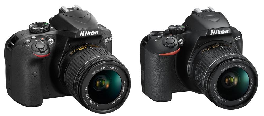 Nikon D3400 vs Nikon D3500 DSLR