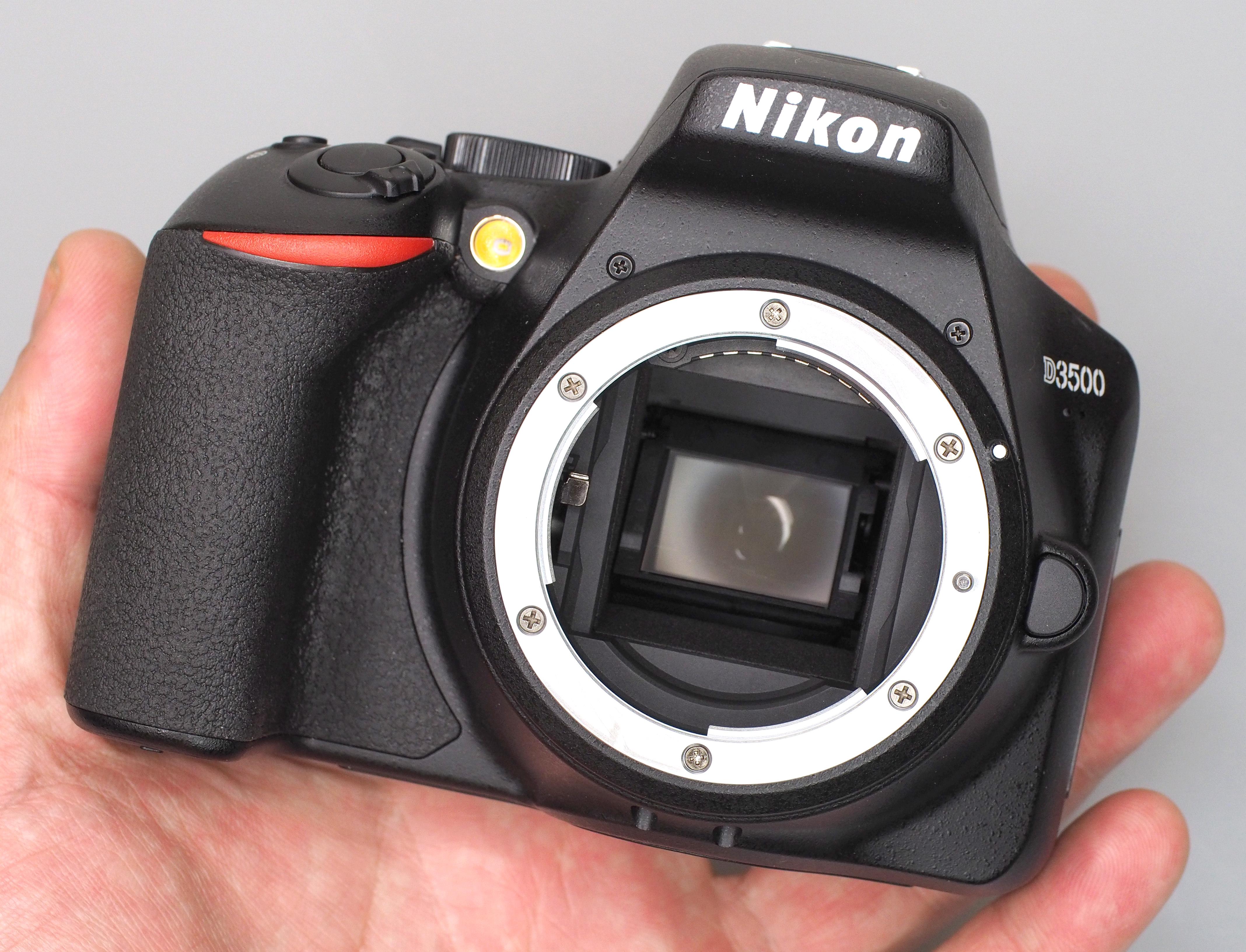 Nikon D3500 Review - Verdict | ePHOTOzine