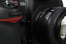 Nikon D3s lens