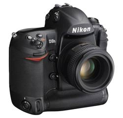 Nikon D3s main view