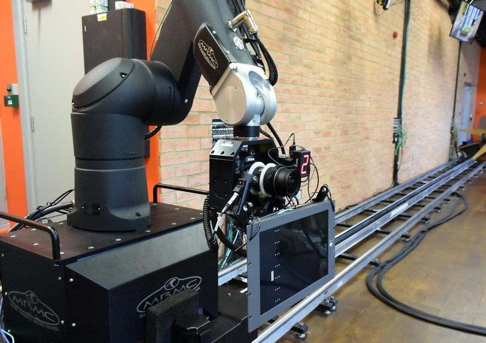Nikon D4 London Live MRMC Robotics (3)