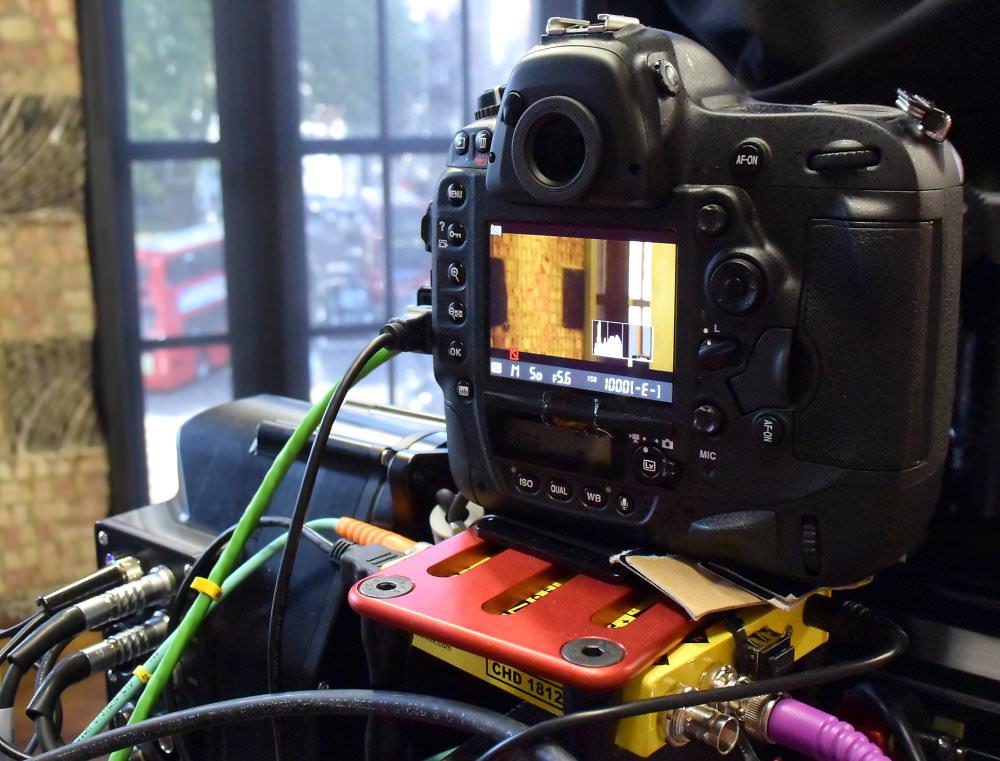 Nikon D4 London Live MRMC Robotics (4)