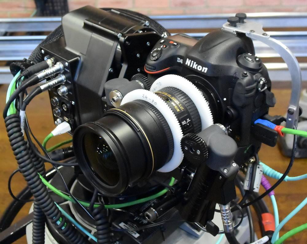 Nikon D4 London Live MRMC Robotics (5)