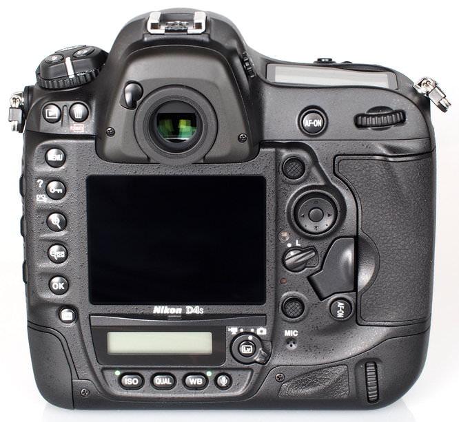 Nikon D4s DSLR (12)