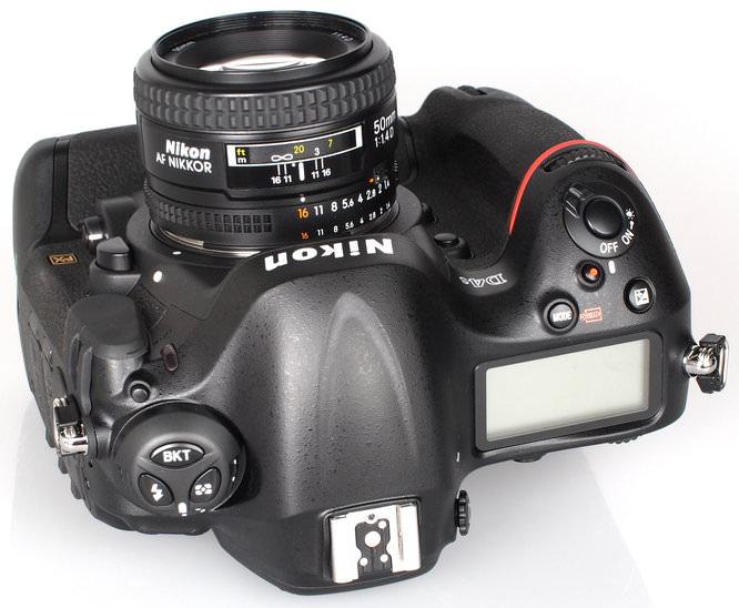 Nikon D4s DSLR (13)