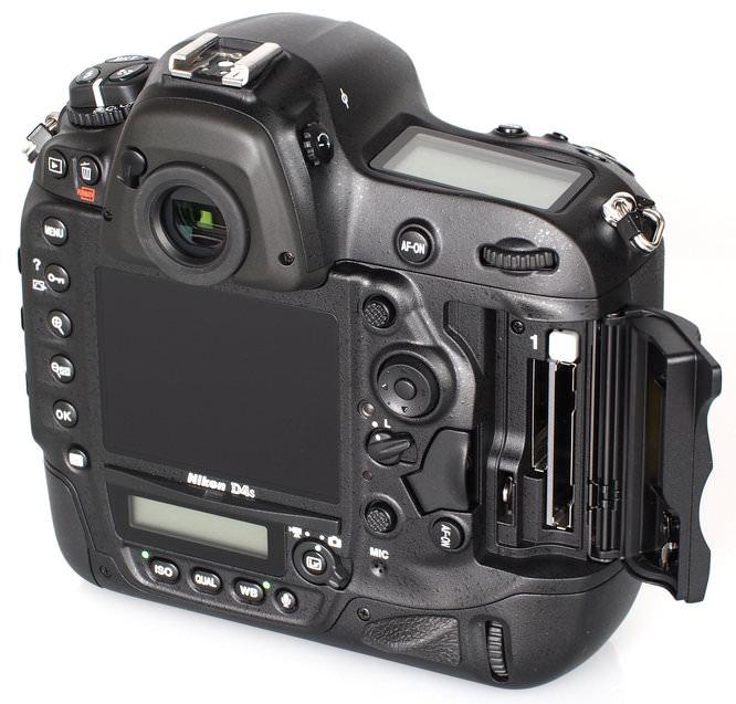 Nikon D4s DSLR (17)