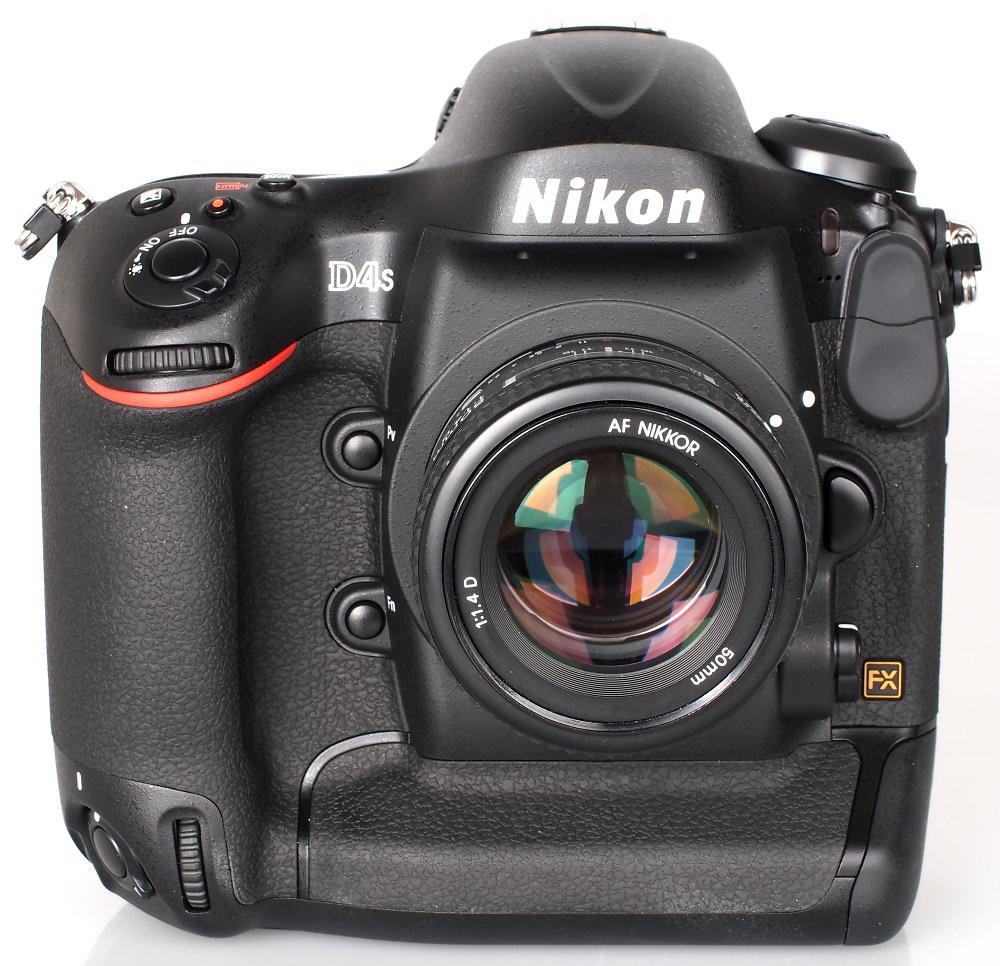 Nikon D4s DSLR (2)
