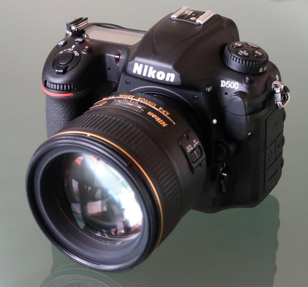 Nikon D500 Full-size Sample Photos