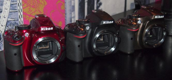Nikon D5200 Colours (1)