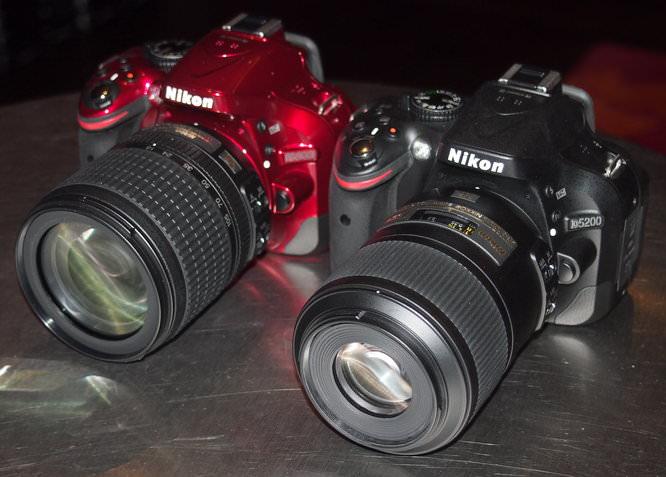Nikon D5200 Colours (2)