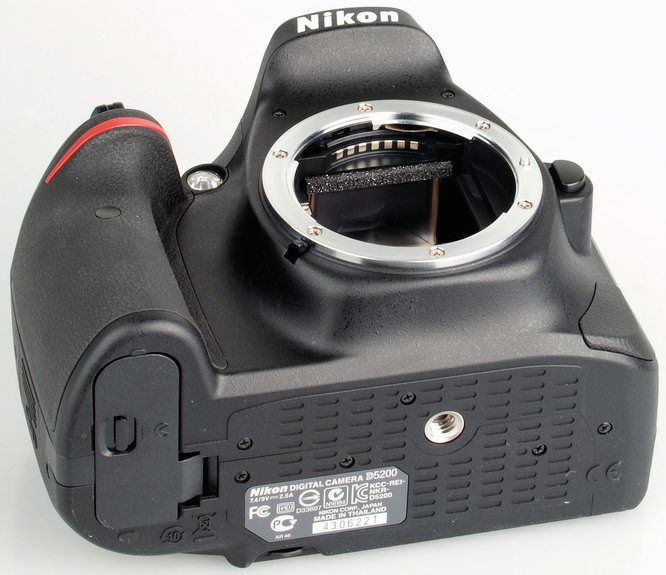 Nikon D5200 10