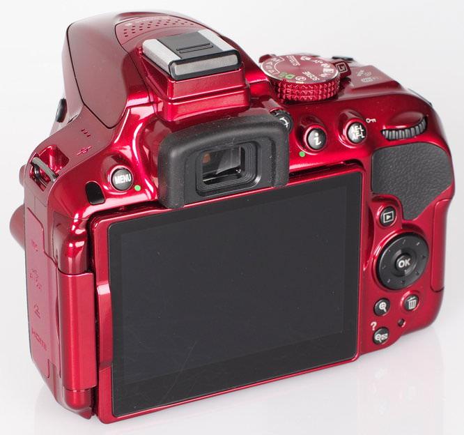 Nikon D5300 Red (11)